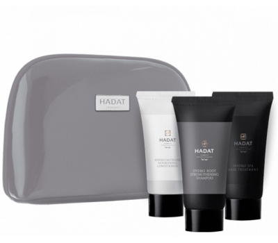 Hadat Cosmetics Набор для роста волос HYDRO HAIR GROWTH SET