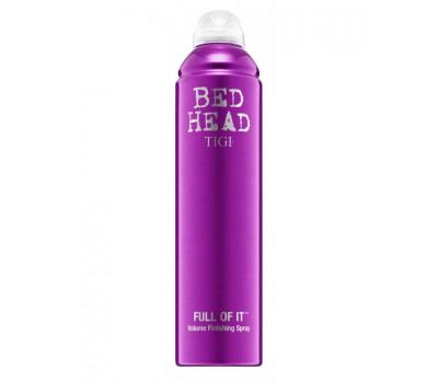 Bed Head (TIGI) Финишный лак для сохранения объема волос