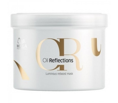 Wella Professionals Oil Reflections Маска для интенсивного блеска волос,