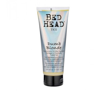 Bed Head (TIGI) Кондиционер маска для блондинок Dumb Blonde