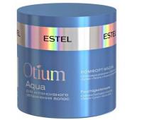 """Otium Комфорт-маска для интенсивного увлажнения волос """"Aqua"""","""