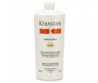Nutritive Irisome Шампунь-Ванна Сатин №2 для сухих волос и чувствительных волос (Bain Satin 2),