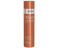 """Otium Деликатный шампунь для окрашенных волос """"Color life"""","""