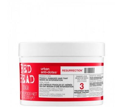 Bed Head (TIGI) Маска для сильно повреж. волос уровень3, Urban Anti+dotes Resurrection