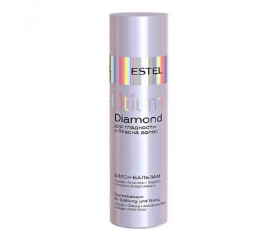 Estel Professional Бальзам для блеска и гладкости волос Otium Diamond