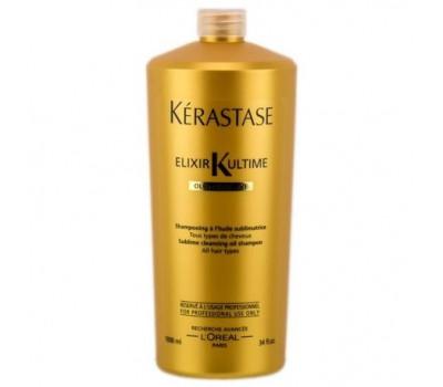 Kerastase Elixir Ultime Шампунь-ванна для всех типов волос,