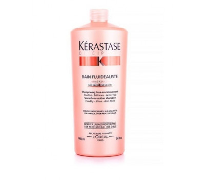 Kerastase Шампунь без сульфатов для гладкости и лёгкости волос в движении,<br /> <br /> Discipline Fluidealiste