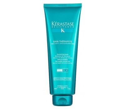 Kerastase Therapiste Шампунь-ванна с текстурой бальзама для восстановления материи волос,