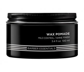 Помада-воск для волос Brews Wax Pomade