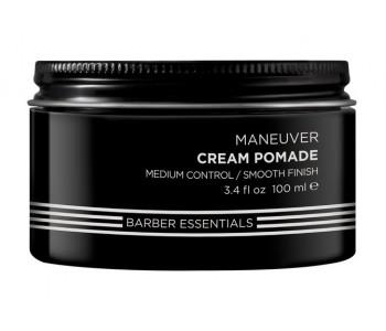 Помада-крем для волос Brews Manuever Cream Pomade