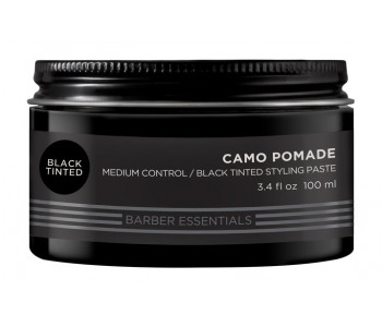 Камуфлирующая помада-паста для волос Brews Camo Pomade