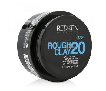 Текстурирующая глина ROUGH CLAY 20