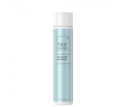 TIGI COPYRIGHT Шампунь увлажняющий Copyright Custom Care Moisture Shampoo