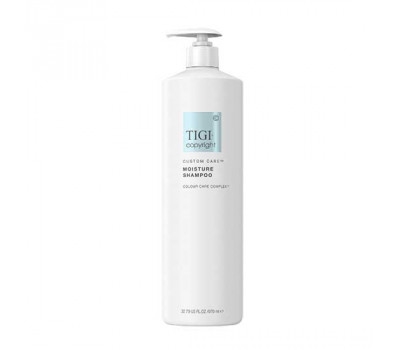 TIGI COPYRIGHT Шампунь увлажняющий Copyright Custom Care Moisture Shampoo