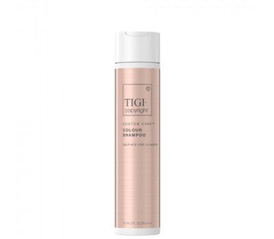 TIGI COPYRIGHT Шампунь для окрашенных волос Copyright Custom Care Colour Shampoo