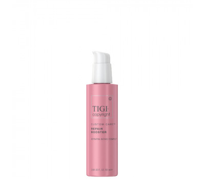 TIGI COPYRIGHT Крем-бустер восстанавливающий Copyright Custom Care Repair Booster