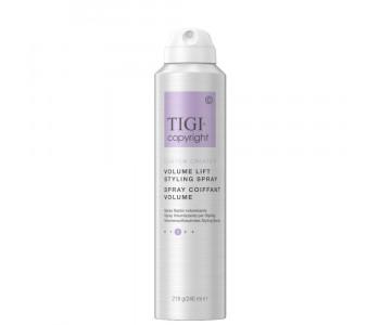 Спрей-мусс для придания объема волосам Copyright Volume Lift Spray Mousse