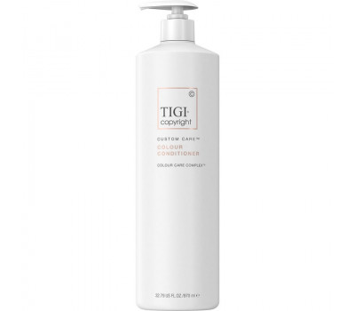 TIGI COPYRIGHT Шампунь восстанавливающий Copyright Custom Care Repair Shampoo
