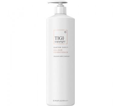 TIGI COPYRIGHT Кондиционер для окрашенных волос Copyright Custom Care Colour Conditioner