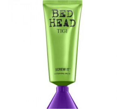 Bed Head (TIGI) Дисциплинирующее несмываемое масло-желе Screw It 100 мл