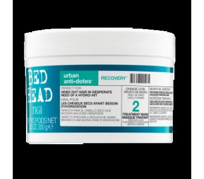 Bed Head (TIGI) Маска для поврежденных волос, 2 Antidotes Recovery Treatment Mask