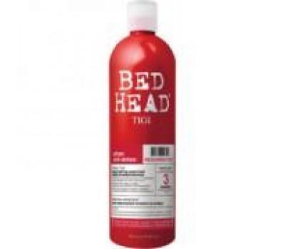 Bed Head (TIGI) Шампунь для сильно поврежденных волос уровень 3 Urban Anti+Dotes Resurrection
