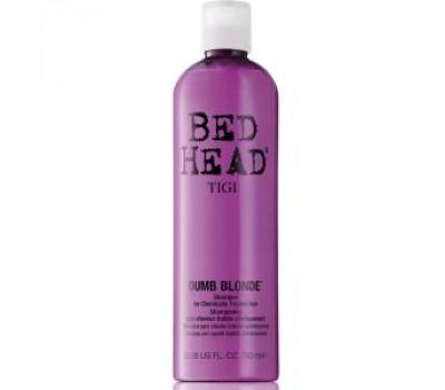 Bed Head (TIGI) Шампунь для блондинок Dumb Blonde