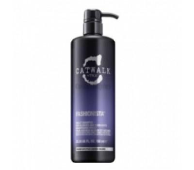 Catwalk (Tigi) Шампунь для коррекции цвета осветленных волос Fashionista