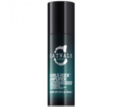 Catwalk (Tigi) Дефинирующий крем для вьющихся волос Curlesque Curls Rock Amplifier